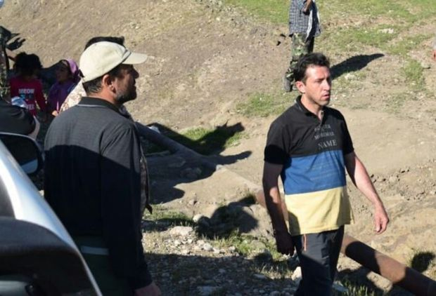 آفرودسواری که در مسیر خدمت به سیلزدگان لرستان به کما رفت