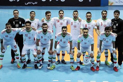 بازگشت تیم های ملی فوتبال و فوتسال به تهران