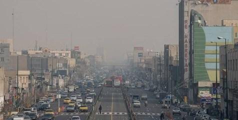 راهکار مقابله با آلاینده ازن در هوا