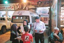 ۵۳ نفر از زائران گمشده در مرز شلمچه و چذابه ساماندهی شدند