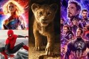 رکوردشکنی های سینمای جهان در سال 2019