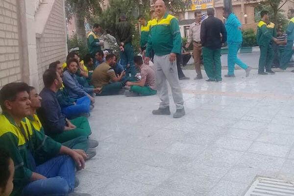 تنشهای کارگری در استان اردبیل به حداقل رسید