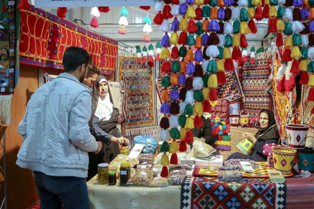 استان مرکزی میزبان چهاردهمین نمایشگاه سراسری صنایع دستی است