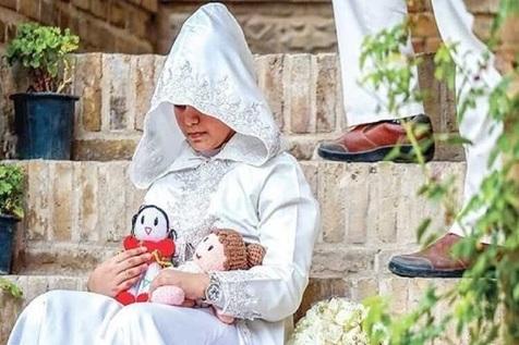 در ایران کودک همسری نداریم؟!