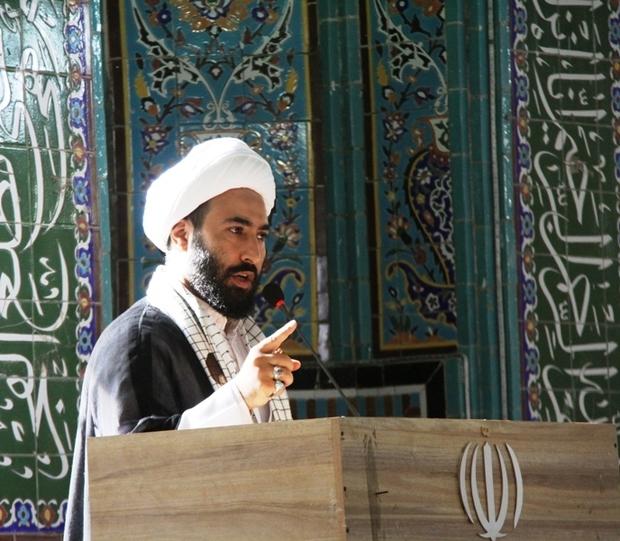 امام جمعه قصرشیرین: جمهوری اسلامی ایران مدافع تمام مظلومان جهان است
