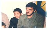 با شهید زین الدین از تولد در تهران تا شهادت در ارتفاعات کرمانشاه به سردشت/از انصراف از دانشگاه شیراز تا پذیرش در دانشگاه فرانسه