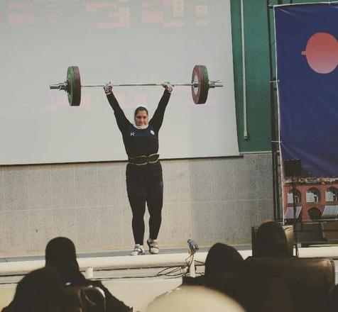 هفتمی فاطمه یوسفی در دسته 87+ کیلوگرم/  شکسته شدن رکورد فوق سنگین دنیا توسط بانوی چینی+عکس