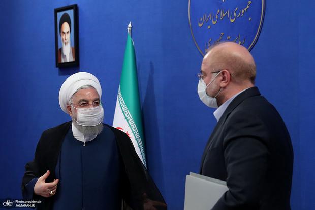 روحانی: پیشنهادهای وزارت اقتصاد برای تقویت و رونق بورس به تصویب رسید