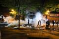 کشته شدن یک نفر در اعتراض های شهر میناپولیس آمریکا