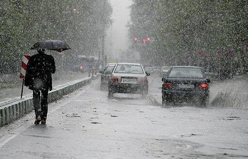 آذربایجانغربی از جمعهشب بارانی است