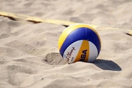 نوجوانان گنبدی قهرمان نخستین دوره والیبال ساحلی گلستان