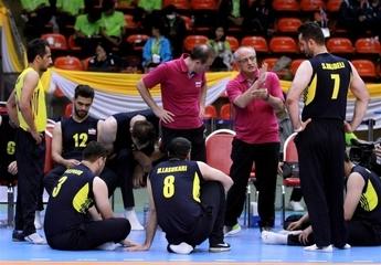 پارالمپیک ۲۰۲۰ توکیو  رقیبان تیم والیبال نشسته ایران مشخص شدند