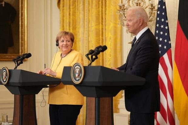 صدراعظم آلمان: با بایدن درباره ایران گفتوگو کردم