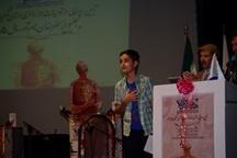 برگزاری جشن هنر انقلاب در یاسوج  رونمایی از تولیدات حوزه هنری