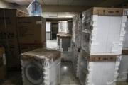 ۱۲۸ هزار دستگاه لوازم خانگی قاچاق در سمنان کشف شد
