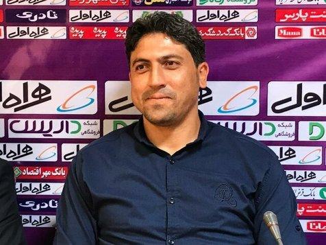 سرمربی استقلال خوزستان: بازیکنانم سنگ تمام گذاشتند/ سیاست گذاری های غلط باعث سقوط ما شد