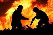 آتش سوزی ساختمانی در تهران 2 مصدوم و 18 نجات یافته داشت