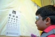 اجرای طرح غربالگری چشم در ۶۰۰ پایگاه لرستان