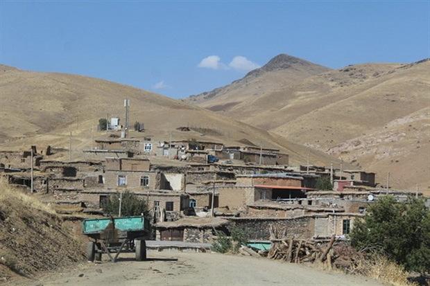 2 روستای متروکه در بوکان احیا شد