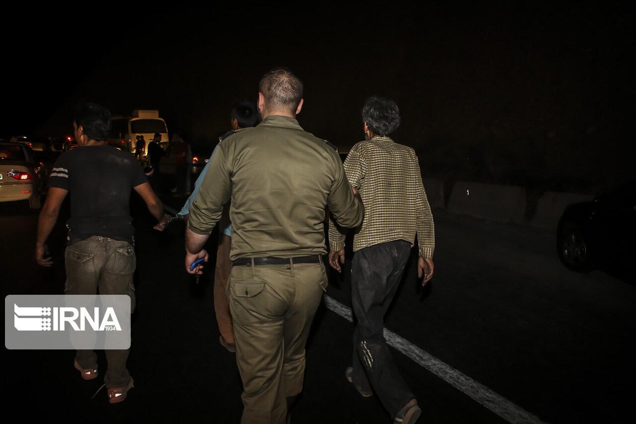 کرونا دستگیری معتادان را در همدان کاهش داد
