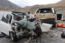 کرمان رتبه چهارم در آمار فوتی تصادفات  کشور