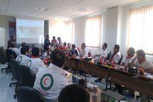 تیمهای درمانی هلال احمر منطقه زلزله زده کرمانشاه را ترک می کنند