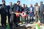 عملیات اجرایی پروژه ای با نام شهید سلیمانی در لارستان آغاز شد
