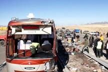 تصادف در آزادراه قزوین – زنجان یک کشته و 8 مصدوم داشت