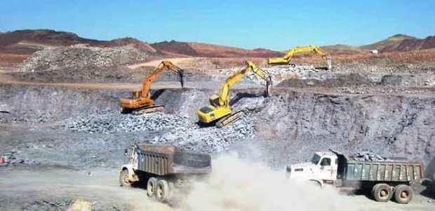 19 فقره پروانه بهره برداری معدنی دراستان بوشهر صادرشد