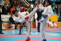 پنج کاراته کار در مسابقات نوجوان آسیا شرکت می کنند