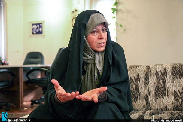 فائزه هاشمی: قضاوت درباره عملکرد روحانی زود است/ تصور ما از اختیارات رئیس جمهور اشتباه است