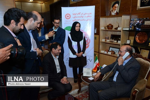 شبانهروزی شدن یک مرکز اورژانس اجتماعی در قزوین کلید خورد