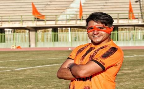 نینجا در فوتبال کرمان! + عکس