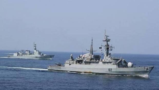 ایران در رزمایش چند ملیتی دریایی پاکستان شرکت می کند