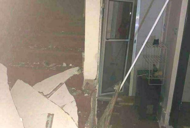 نشتی گاز شهری در زنجان ۲ واحد مسکونی را تخریب کرد
