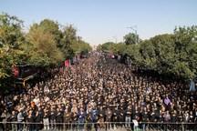 شور و شعور حسینی در قزوین به نمایش درآمد