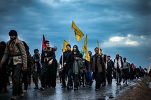 ثبت نام 4380 نفر در آذربایجان شرقی برای پیادهروی اربعین  مردم برای ثبتنام به مراکز مجاز مراجعه کنند