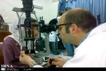 دستگاه اندازه گیری ضخامت قرنیه در شیراز به بهره برداری رسید
