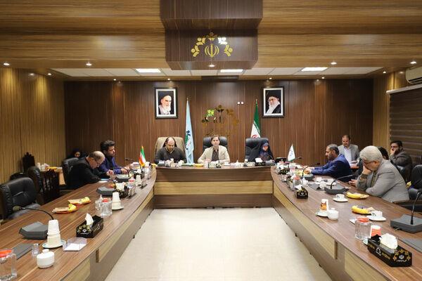 جلسه انتخابات هیات رئیسه شورای اسلامی رشت برگزار نشد