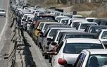 وضعیت ترافیکی جاده های کشور