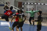 رقابتهای هندبال لیگ دسته ۲ باشگاههای کشور در نقده آغاز شد