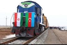 98 هزار و 691 تن کالا از راه آهن آستارا صادر شد