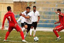 پیروزی تیم فوتبال یزدلوله بر پادما اصفهان