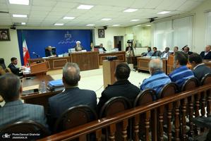 هفتمین جلسه رسیدگی به اتهامات علی دیواندری و دیگر متهمان