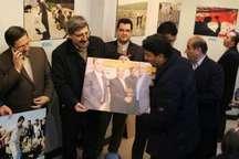 قاب نمایشگاه برای نخستین بار عکس های خبری کردستان را پذیرفت