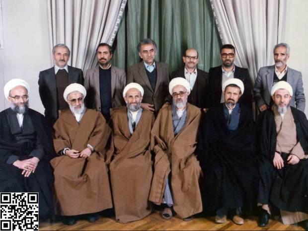 فقهای شورای نگهبان منصوب امام خمینی