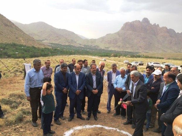 ساخت یک پایگاه اورژانس پیش بیمارستانی در مهریز آغاز شد