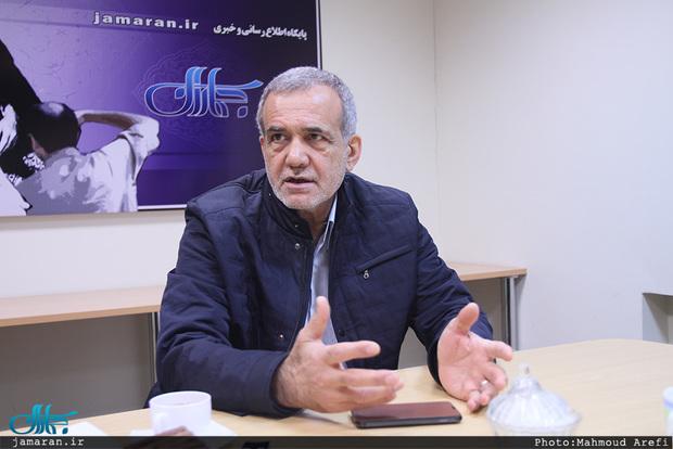 مسعود پزشکیان کاندیدای انتخابات 1400 می شود؟