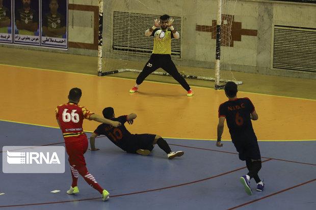 زمان بازی معوقه تیمهای فوتسال ملی حفاری و مس مشخص شد