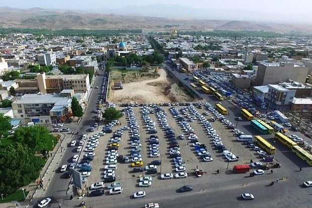 عملیات اجرایی طرح سبزه میدان زنجان شتاب میگیرد